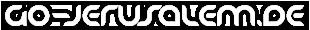 Go-Jerusalem.de Logo